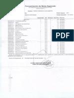 Concentracion de Notas Ingenieria en Administracion
