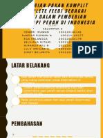 Pemberian Pakan Komplit (Complete Feed) Sebagai Solusi Dalam Pemberian Pakan Sapi Perah di Indonesia