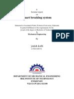 smart bracking system