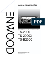 TS-2000 Manual Português