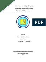 Keamanan Sistem dan Jaringan Komputer  Analisis Ancaman dengan Metode STRIDE  Pada Sistem Web E-commerce