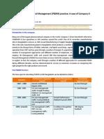 Performance & Reward Management (P&RM)