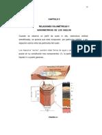 relaciones de fase - mecánica de suelos