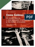 O Individuo, A Sociedade e o Estado - Emma Goldman