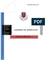 Caderno de Exercícios - Final