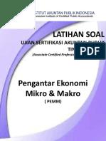 46-ACPAI Latihan Soal Pengantar Ekonomi Makro Dan Mikro