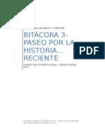 Bitácora 3 Organismos Internacionales Politicoinstitucional