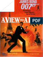 James Bond RPG - A View To A Kill.pdf