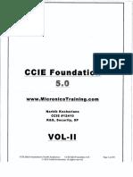 Narbik CCIE Foundation V5-Vol2