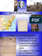 5 Birth of the Republic