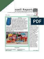 newsletter 11-1-16
