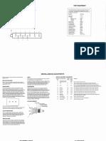 RCA E13344 Chasis TX808H_Diagrama