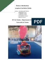 robot autonome