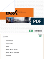 BQX Streetcar - City Unveils Possible Routes November 2, 2016