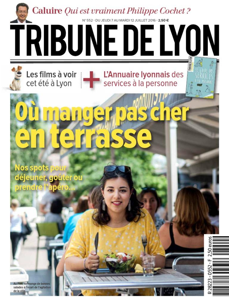 De 7 Tribune Juin 2016 Lyon Juillet 13 Au pdf bfg6Y7y