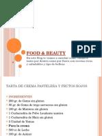 Food & Beauty