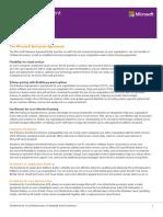 Enterprise Agreement Program Overview