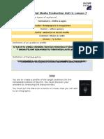 handout - cdmp unit 1 lesson 7 2015 2016