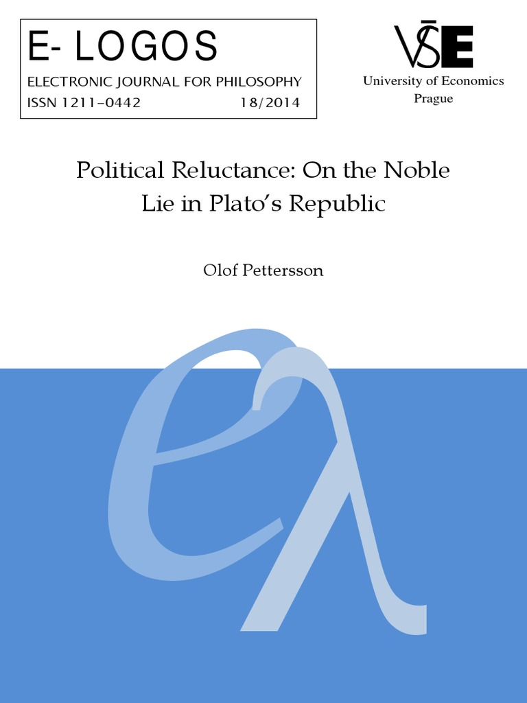 noble lie plato republic