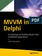MVVM - eBook for Delphi Lovers