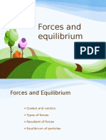 Chapter 2 Forces and Equilibrium