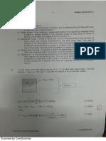 Marking Scheme 4 Test1