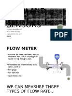 5ChED_Wed-Group1_Level and Flow Sensors