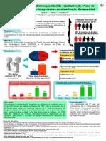 Formación académica y actitud de estudiantes de 5° año de Odontología frente a personas en situación de discapacidad
