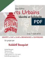 Kolektif Basquiat - Projet de Festival de Graffiti