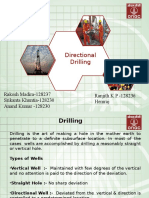 Directional Drilling PPT