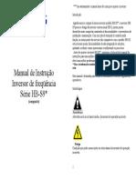 Manual de Instrução Inversor HB-S