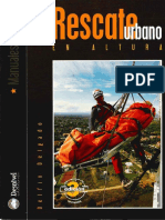 Rescate Urbano en Altura - Delfin Delgado (Desnivel Ediciones)