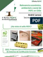2. Relevancia PEFC Ambiental Social y Comercial