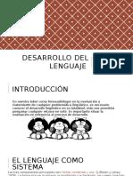 Desarrollo Del Lenguaje - Copia