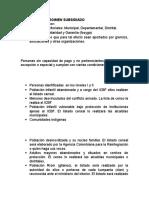 Afiliacion Al Regimen Subsidiado (1)
