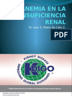 Anemia en La Insuficiencia Renaljgrcz