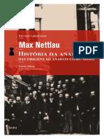 Historia Da Anarquia