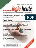 SOZIOLOGIEHEUTE Juniausgabe2010 Scribd Seiten1-7
