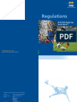 Regulations 2010 FIFA World Cup South Africa