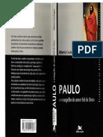 Paulo o Evangelho Do Amor
