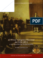 el 1r congreso nacional de guerrero