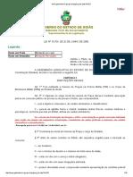 Lei Nº 15.704, De 20 de Junho de 2006.