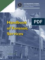 FBI - Manual Forensic serv - 2003.pdf