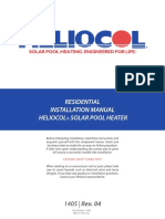 Heliocol Installation Manual
