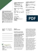 EVALUACIONES Español Ingles Matematicas Sociales Ciencias Grado 5o