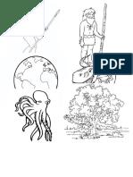 dibujos homoerectus