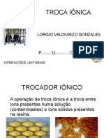 Troca Ionica