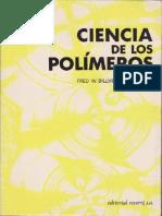 10 Ciencia de Los Polimeros Freed w. Billmeyer Dr