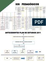 Principios Pedagógicos y Antecedentes Del Plan de Estudios 2011