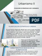 Planeacion Estrategica Urbana